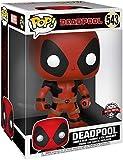 Funko Deadpool Super Sized Pop! Vinyl Figure Two Sword Red Deadpool 25 cm Marvel...