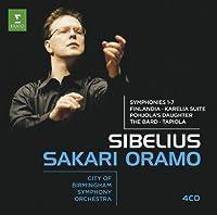 Symphonies 1-7 / Finlandia / Karelia Suite