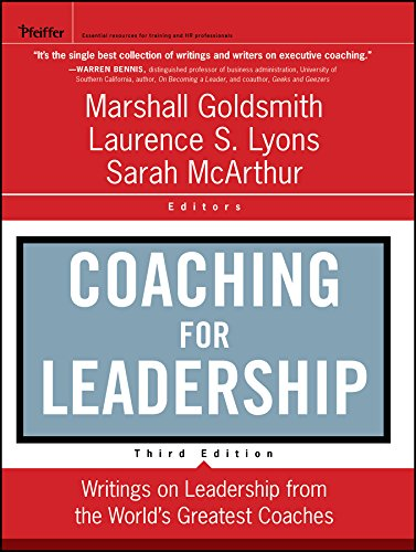 Download Coaching For Leadership: Writings On Leadership From The World's Greatest Coaches 