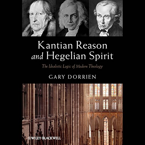 Kantian Reason and Hegelian Spirit audiobook cover art
