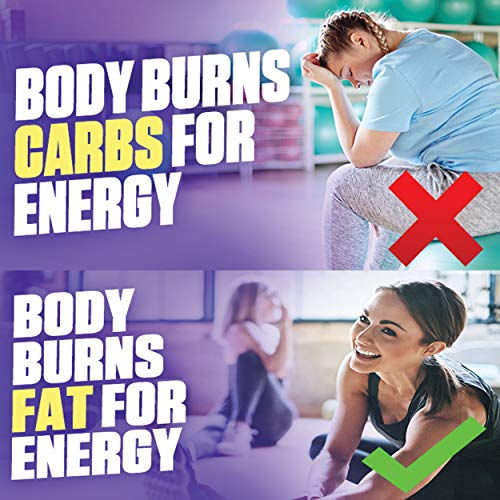 Ultra Fast Keto Boost - Advanced Weight Loss with Metabolic Ketosis Support - 800MG - 60 Capsules - 30 Day Supply 7