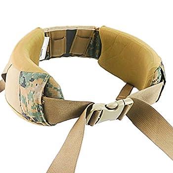 Propper GEN 2 USMC ILBE Woodland Digital MARPAT Arcteryx Main Pack Hip Waist Belt Medium