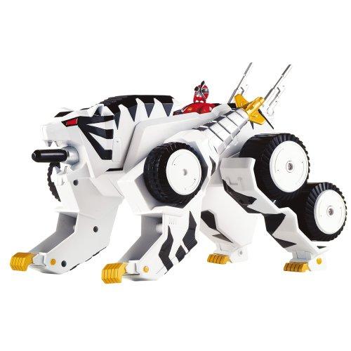 Power Rangers Super Samurai 31760 - Tiger Zord Transporter
