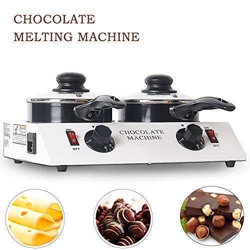Elektrische kist voor chocolade, chocolade, met temperatuurregeling, 2 l, 220 V/50 Hz