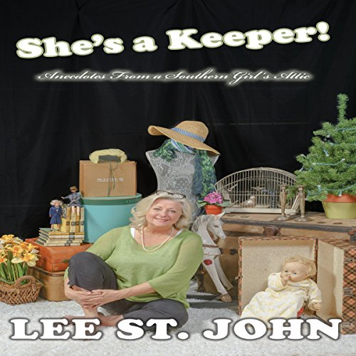 She's a Keeper! audiobook cover art