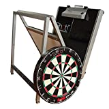 SHOT NOMAD PORTABLE DARTBOARD STAND SYSTEM by PerfectDarts