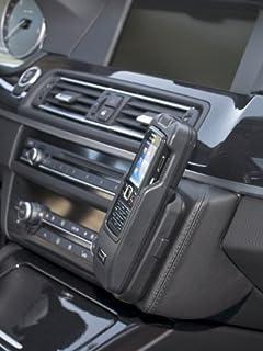 KUDA 092530 Halterung Echtleder schwarz für BMW 5er (F10, F11) ab 03/2010 bis 2017