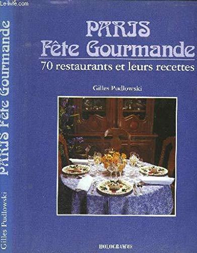 Paris : fête gourmande (japonais)