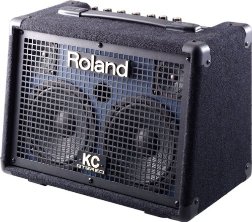 Roland KC-110 3-Channel 30-Watt Stereo Mixing Keyboard Amplifier
