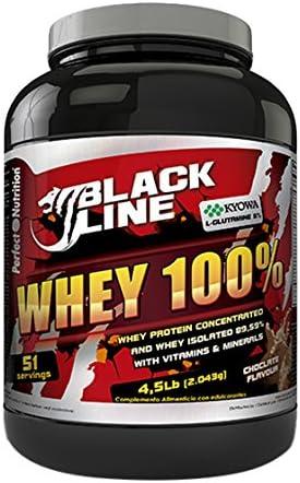 Perfect Nutrition Black Line 100% Whey, Suplementos de ...