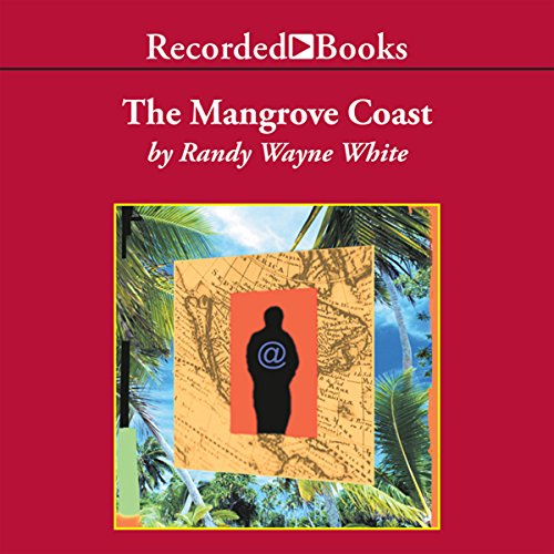Mangrove Coast audiobook cover art