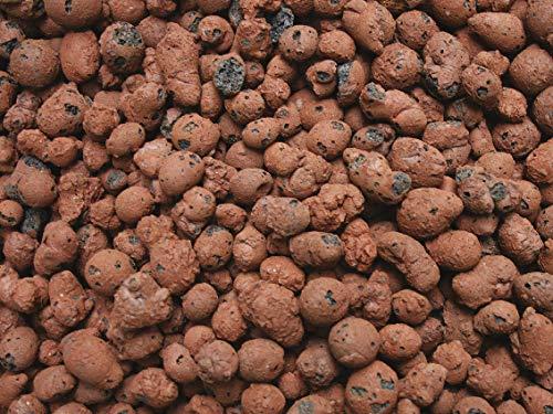 Jasker Blähton Granulat 8-16 mm | Gärtner Blähtonkugeln für Hydrokultur und Orchideen | fein | (8-16 mm Blähton, 25 L)
