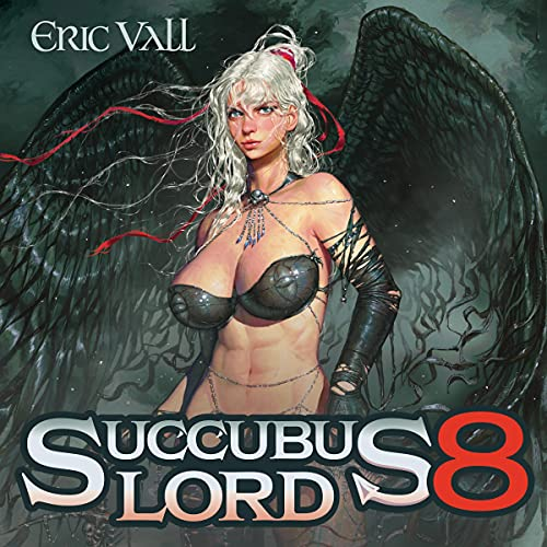 Succubus Lord: Book 8 cover art