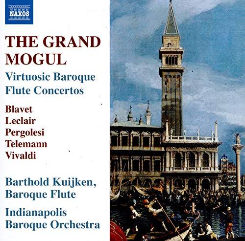 Grand Mogul - Concertos pour Flûte