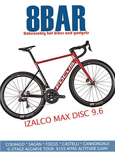 8BAR (8BAR - Unbearably Hot Bikes and Gadgets) (English Edition)