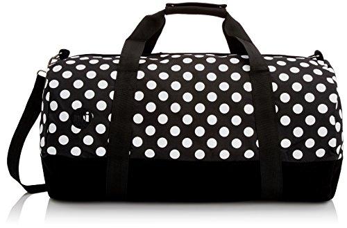Mi-Pac Duffel Bag - Black/White