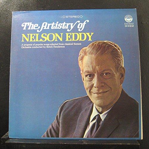 Nelson Eddy - The Artistry Of Nelson Eddy - Lp Vinyl Record