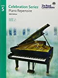 C5R05 - Royal Conservatory Celebration Series - Piano Repertoire Level 5 Book 2015 Edition