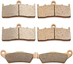 Volar Sintered HH Front & Rear Brake Pads for 2003-2006 BMW R1150R Rockster