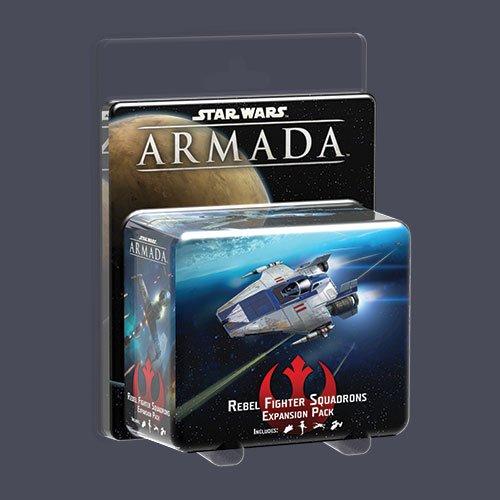Asmodee Star Wars: Armada – Estrellas de la Alianza Rebelde, expansión, Tablet, alemán
