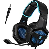 Xbox one,Playstation 4 Headset.Sades PS4 Gaming Headset for New Box...
