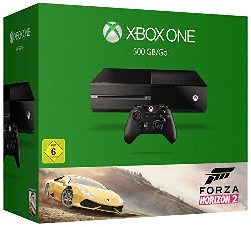 Xbox One 500GB Konsole - Bundle inkl. Forza Horizon 2 - [Edizione: Germania]