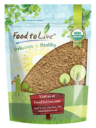 Organic Camu Camu Powder, 1 Pound - Non-GMO, Kosher, Raw, Vegan Superfood, Bulk, Non-Irradiated, Pure, Great for Baking, Drinks and Smoothies, Rich in Vitamin C and Antioxidants