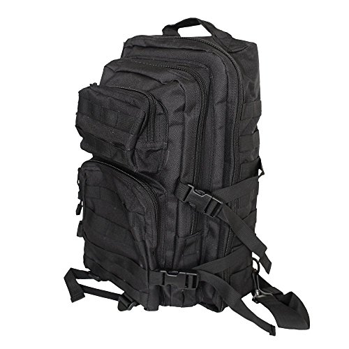 Mil-Tec US Assault Pack One Strap Large schwarz