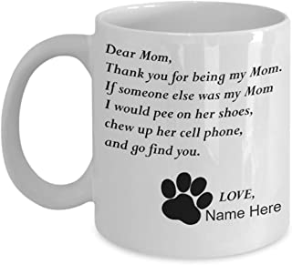 Best gearbubble dog dad mug Reviews