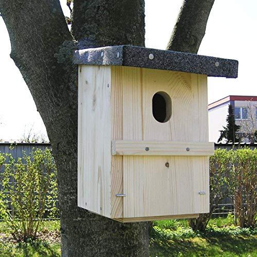 Manufaktur Martinshof Nistkasten Gartenrotschwanz 48/32 mm Bausatz
