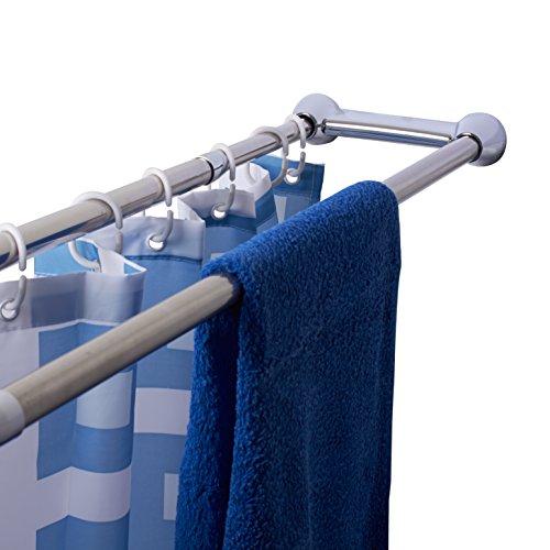 cortinas ducha y barra