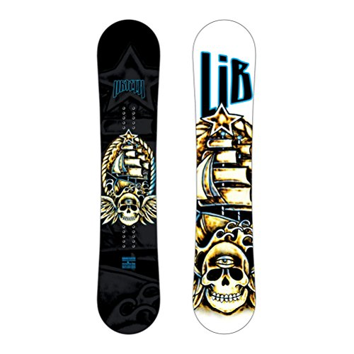 LIB Tech Kinder Freestyle Snowboard Banana Blaster BTX 135 2019 Boys