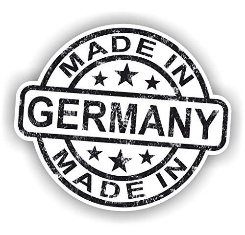 folien-zentrum Made in Germany Shocker Hand Auto Aufkleber JDM Tuning OEM Dub Decal Stickerbomb Bombing Fun w