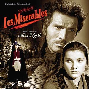 Les Misérables, Alex North Varese-Club-Series [Soundtrack] [Audio CD] [Import-CD] [limited]
