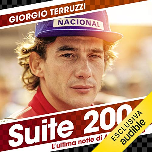 Suite 200 audiobook cover art