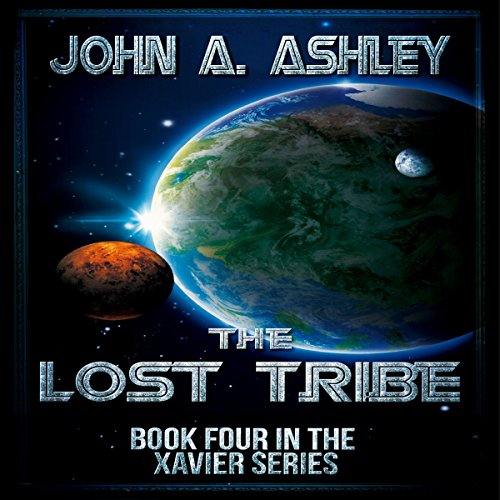 The Lost Tribe audiobook cover art