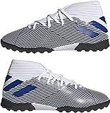 Adidas Nemeziz 19.3 TF J, Zapatillas Deportivas Fútbol Unisex Infantil, Azul (FTWR White/Team Royal Blue/Team Royal Blue), 34 EU