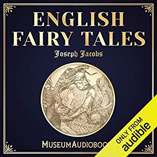 English Fairy Tales audiobook cover art