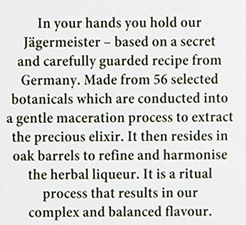 Jägermeister Kräuterlikör, 0.7l - 3