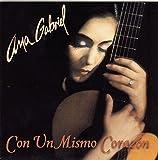 Songtexte von Ana Gabriel - Con un mismo corazón