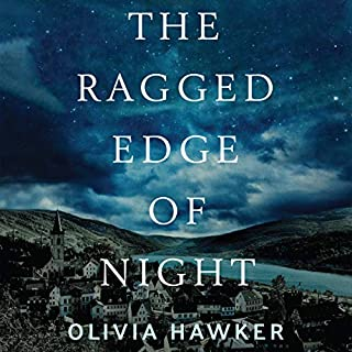 The Ragged Edge of Night                   By:                                                                                                                                 Olivia Hawker                               Narrated by:                                                                                                                                 Nick Sandys,                                                                                        Olivia Hawker                      Length: 11 hrs and 40 mins     1,789 ratings     Overall 4.4