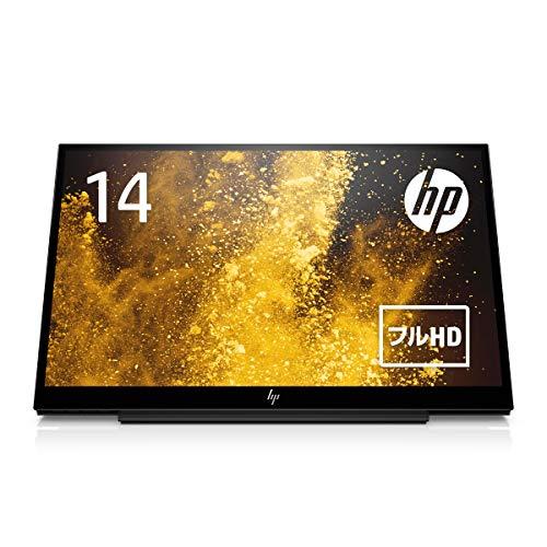 HPモニター14インチモバイルディスプレイモバイルモニターHPEliteDisplay14S14カバー付き(型番:3HX46AA-AAAA)