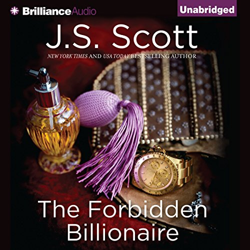 The Forbidden Billionaire audiobook cover art
