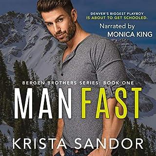 Man Fast cover art