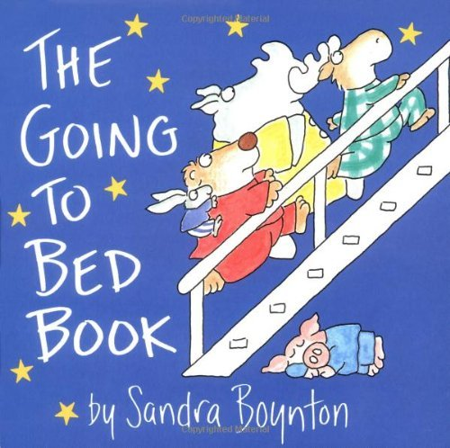 The Going to Bed Book: Lap-Size Edition [GOING TO BED BK-BOARD]