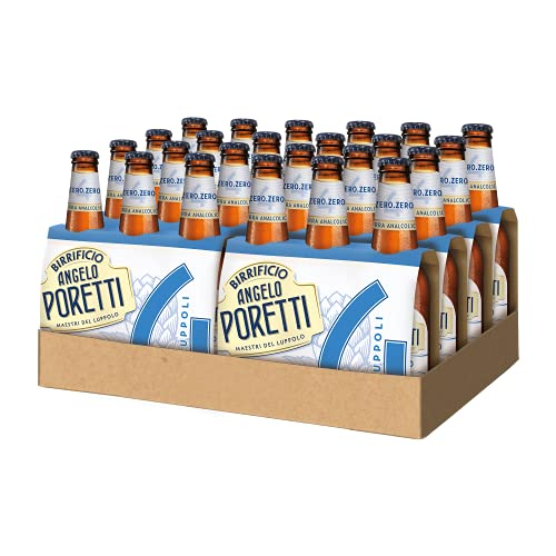 Birrificio Angelo Poretti 4 Luppoli ZERO.ZERO - 24 bottiglie da 330ml