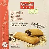Germinal Bio Barretta Cacao Quinoa - 1800 gr, Senza glutine