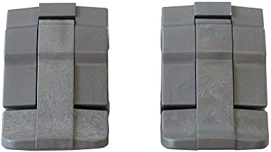 2 Silver Replacement latches for Pelican Cases.