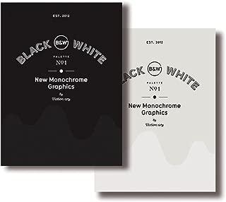 Palette, No. 1: Black & White: New Monochrome Graphics