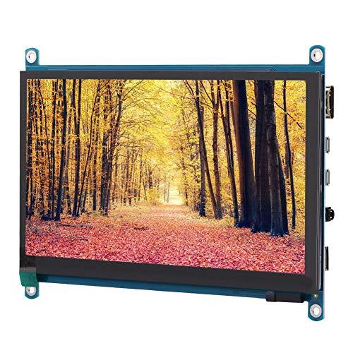 pantalla 7 pulgadas raspberry pi 3 fabricante Oumij